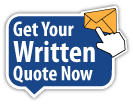 Get your written quote now
